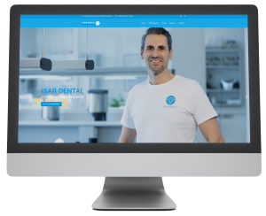 Isar Dental Website