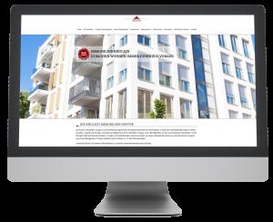 Website für die Krulich Immobilien Gruppe