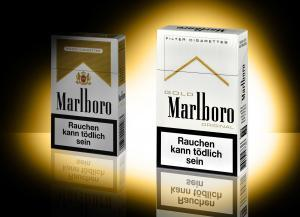 Illustration Marlboro Gold